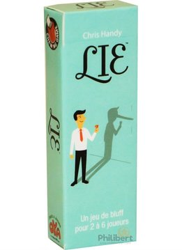 Chewing Game - LIE (FR)