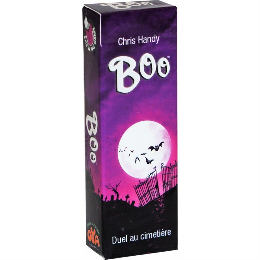 Chewing Game - BOO (FR)