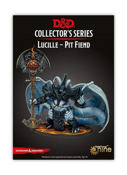 D&D Collector's Series: Descent Into Avernus - Lucille, Pit Fiend
