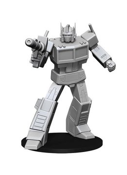 Transformers Unpainted Minis: Optimus Prime