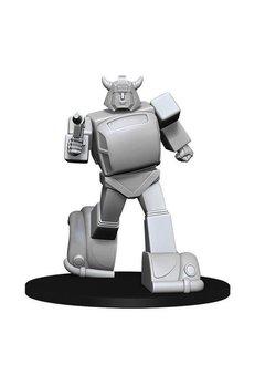 Transformers Unpainted Minis: Bumblebee