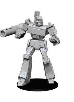 Transformers Unpainted Minis: Megatron
