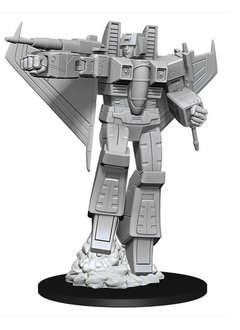 Transformers Unpainted Minis: Starscream