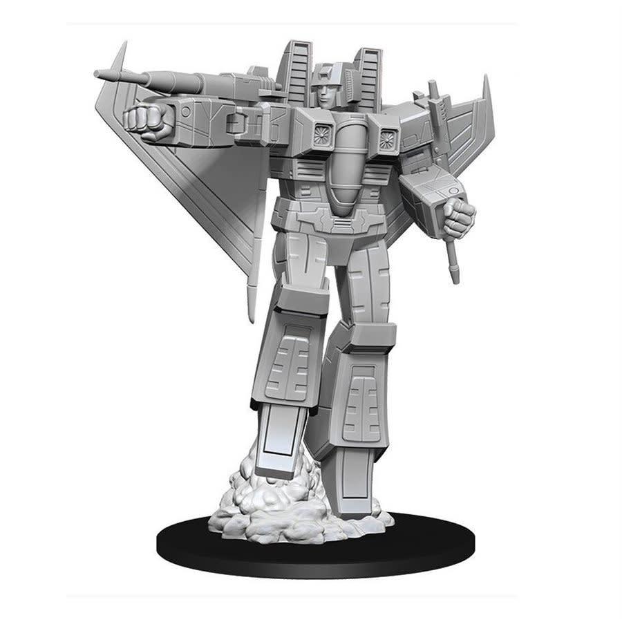 Transformers Unpainted Minis: Starscream