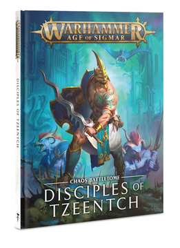 Battletome: Disciples of Tzeentch (FR)