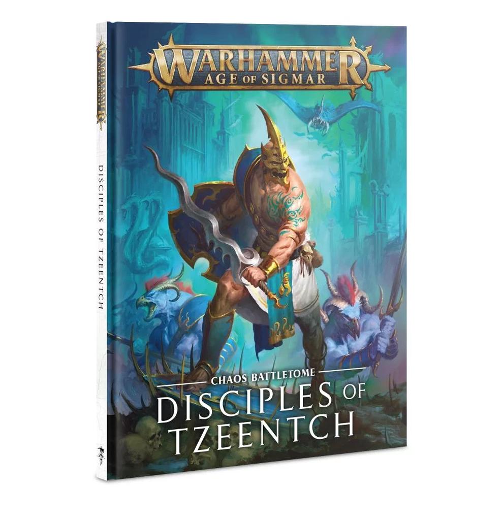 Battletome: Disciples of Tzeentch (FR)