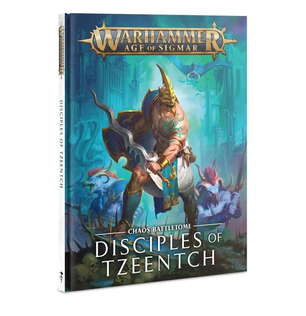 Battletome: Disciples of Tzeentch (EN)