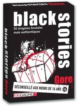 Black Stories Gore