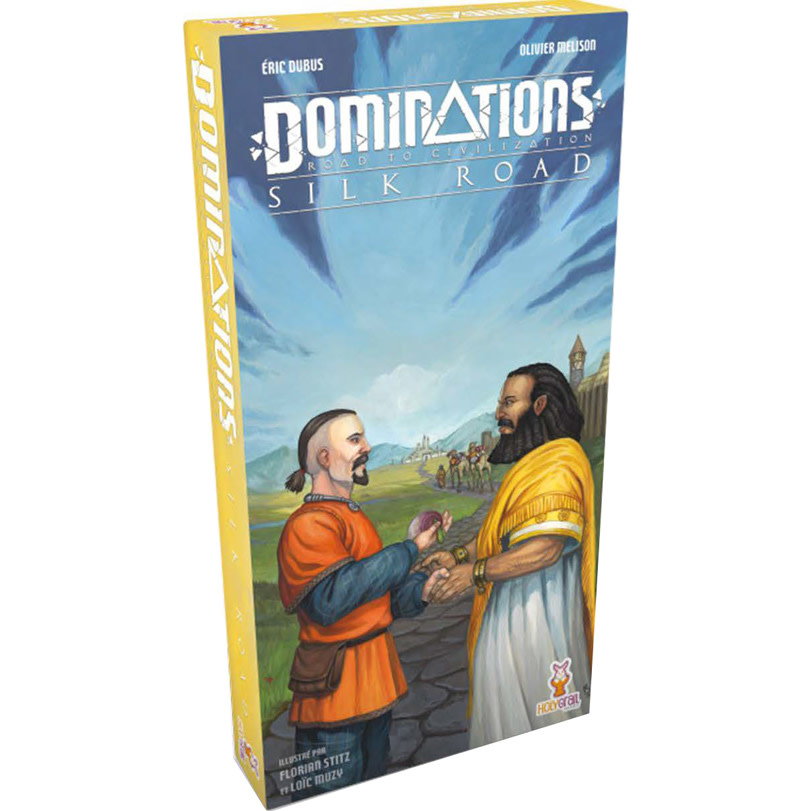 Dominations: Ext. Dynasties (FR)