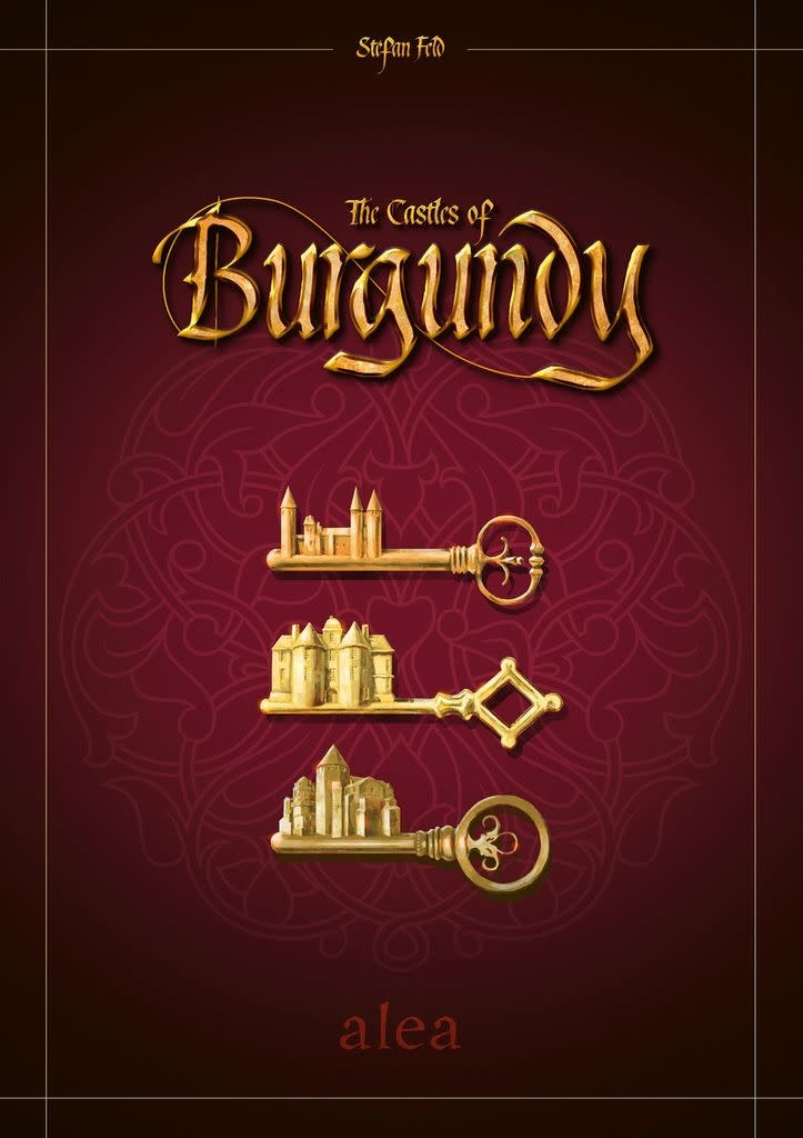 Castles of Burgundy - 20th Anniversary Edition (ML)