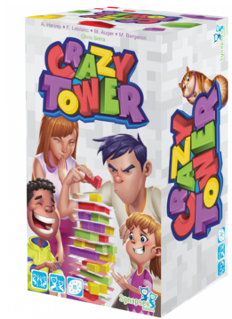 Crazy Tower (ML)