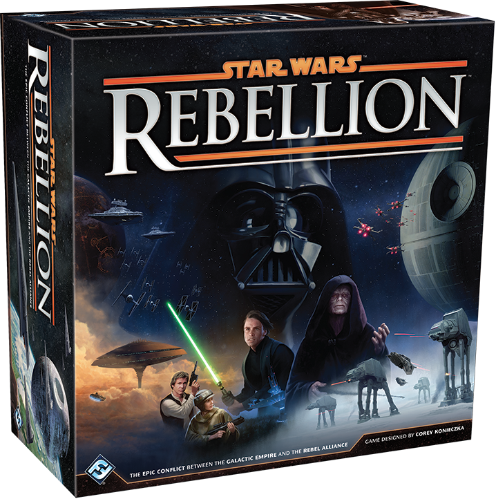 Star Wars Rebellion (FR)