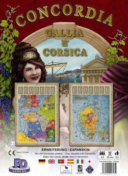 Concordia: Gallia et Corsica