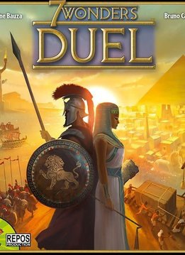 7 Wonders Duel (EN)