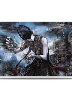 War of the Spark Alt. Art Ashiok Playmat