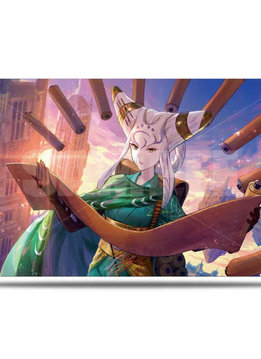 War of the Spark Alt. Art Tamiyo Playmat