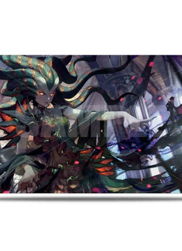 War of the Spark Alt. Art Vraska Playmat