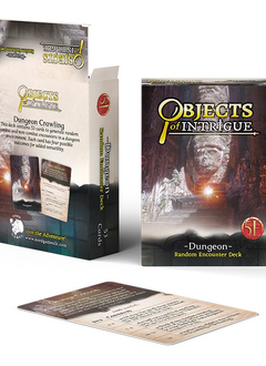 Objects of Intrigue: Dungeons