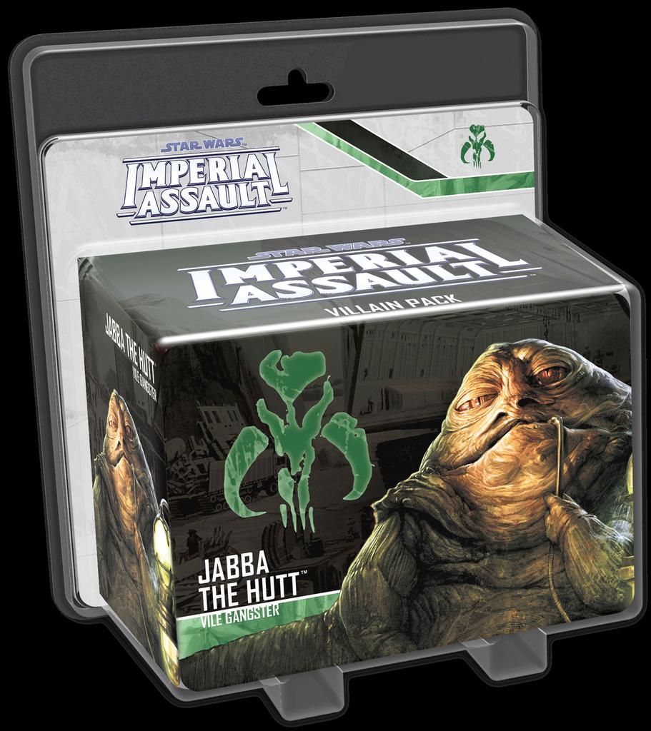 SW Assaut sur l'Empire: Jabba le Hutt