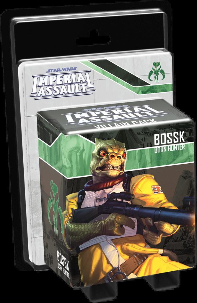SW Assaut sur l'Empire: Bossk