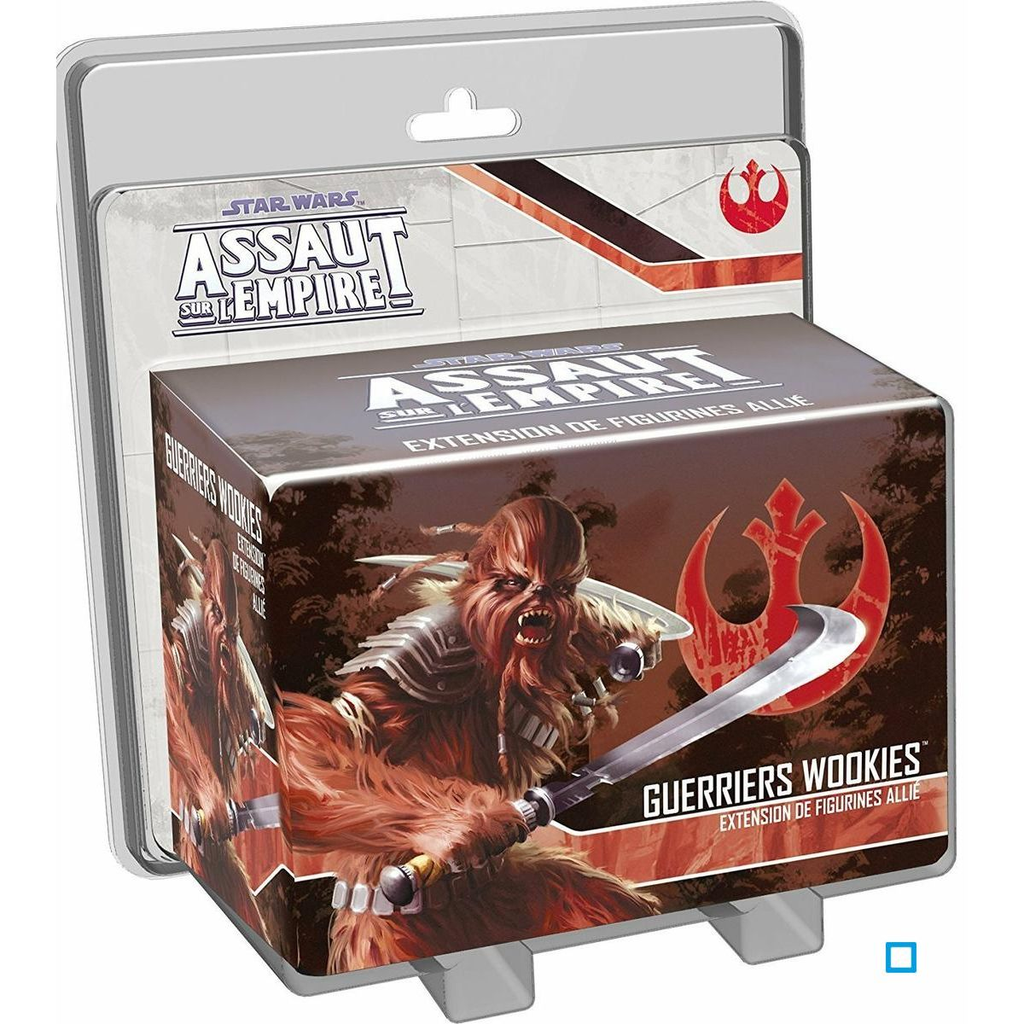 SW Assaut sur l'Empire: Guerriers Wookies