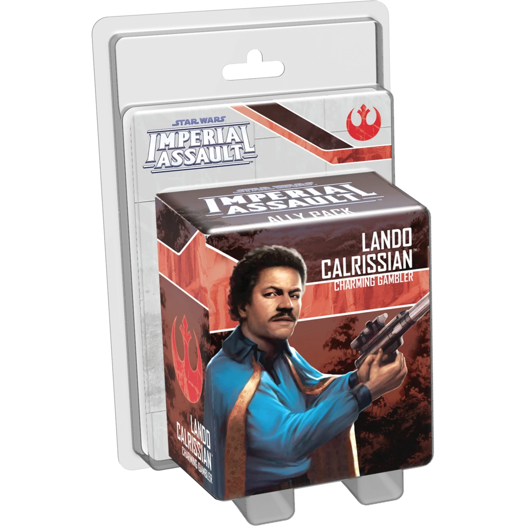 SW Assaut sur l'Empire: Lando Calrissian
