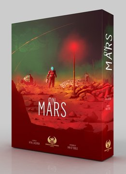 On Mars (KS Edition) (réassort 14 février)