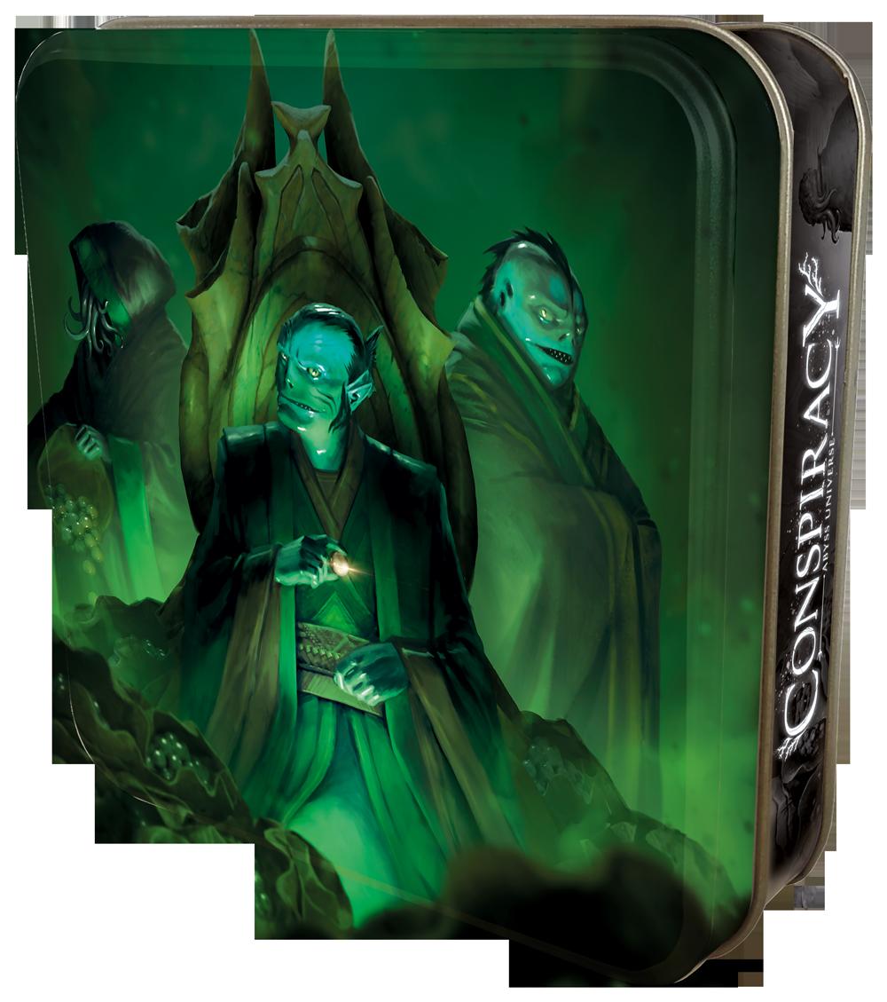 Abyss: Conspiracy (Vert) (FR)