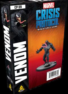 Marvel Crisis Protocol : Venom Character Pack