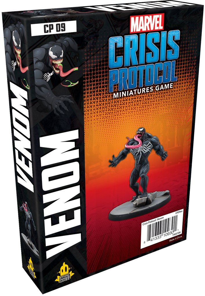 Marvel Crisis Protocol : Venom Character Pack