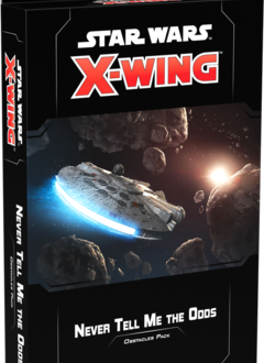 X-Wing 2E: Never Tell Me the Odds Obstacles Pack