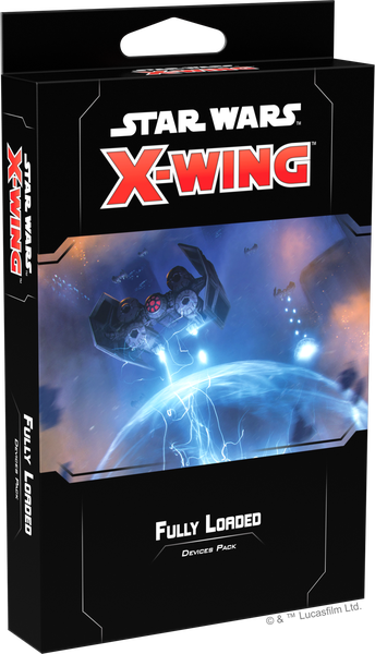 X-Wing 2E: Fully Loaded Exp.