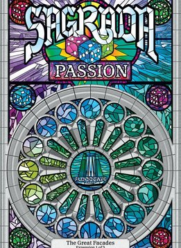 Sagrada: Passion Ext. (FR)