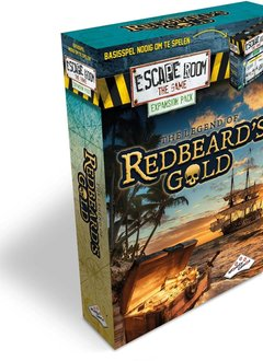 Escape Room: The Game - The Legend of Redbeard's Gold