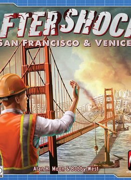 Aftershock: San Francisco and Venice