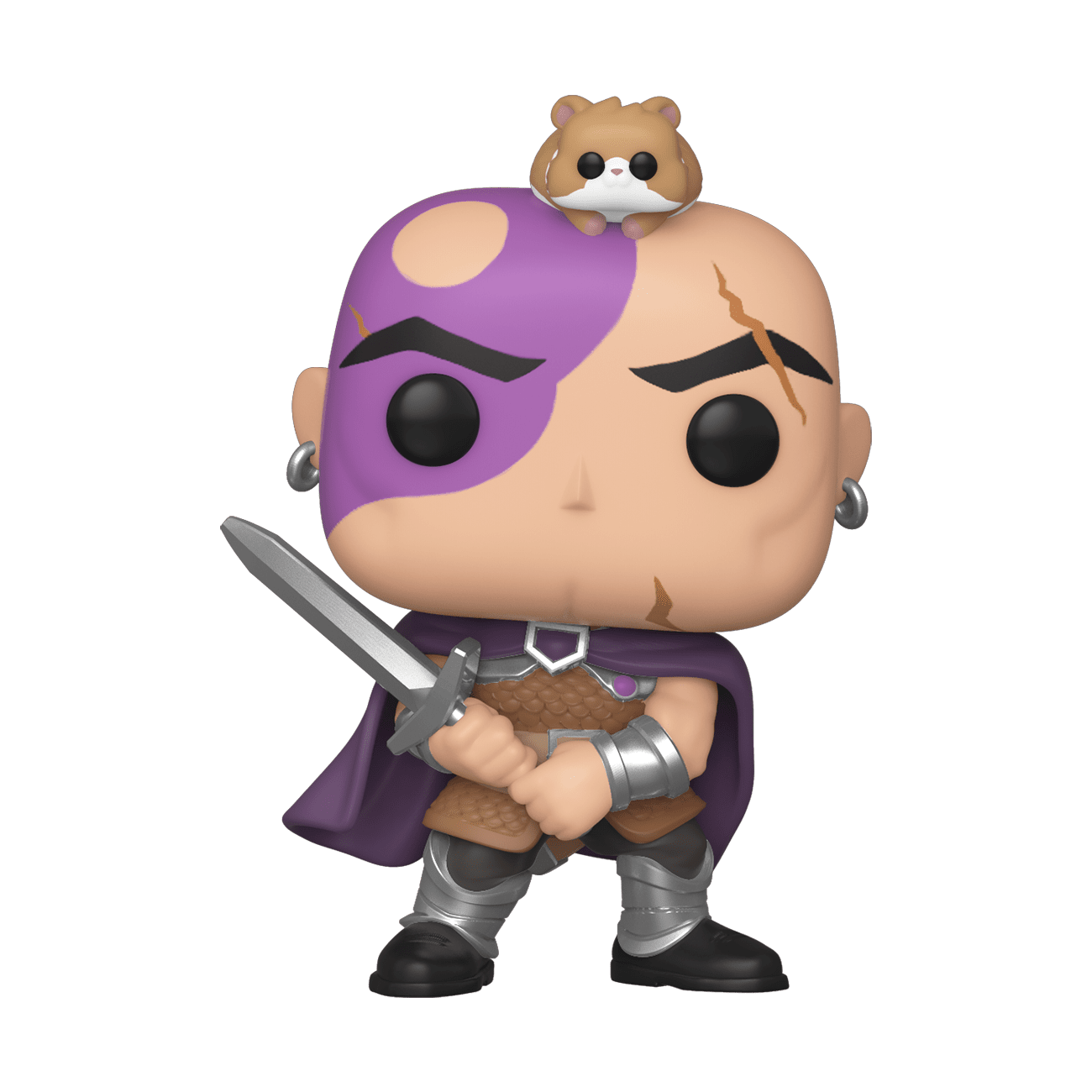 Pop! D&D: Minsc & Boo