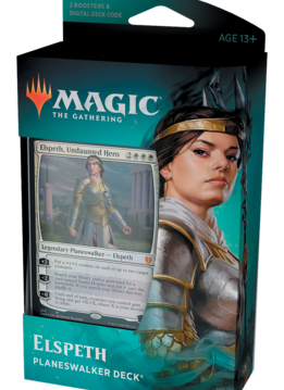 Theros: Beyond Death - Planeswalker Deck: Elspeth (FR) (Release 24 Jan)