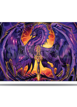 UP Playmat Dragonblade Netherblade