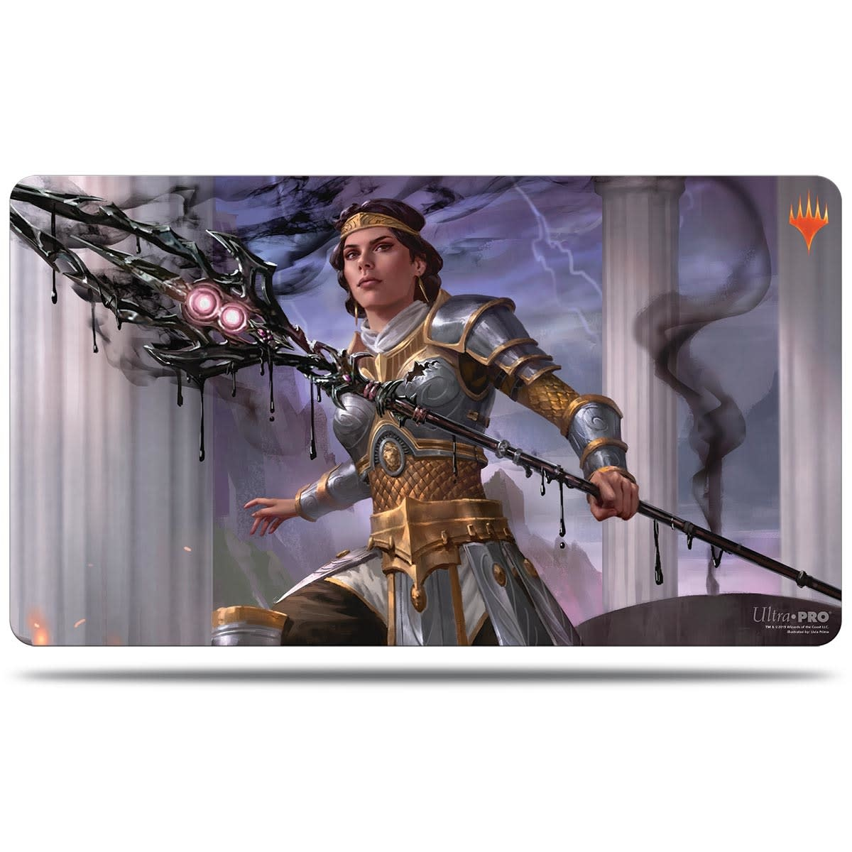 Elspeth - MTG Theros Beyond Death UP Playmat