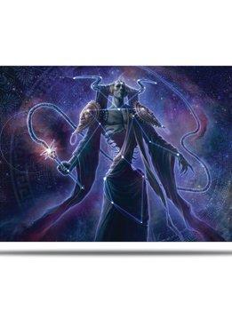 Erebos Alt. Art - MTG Theros Beyond Death UP Playmat