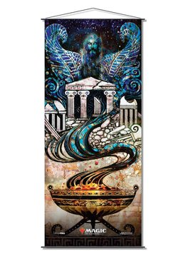 Medomai's Prophecy - MTG Theros Beyond Death UP Wall Scroll