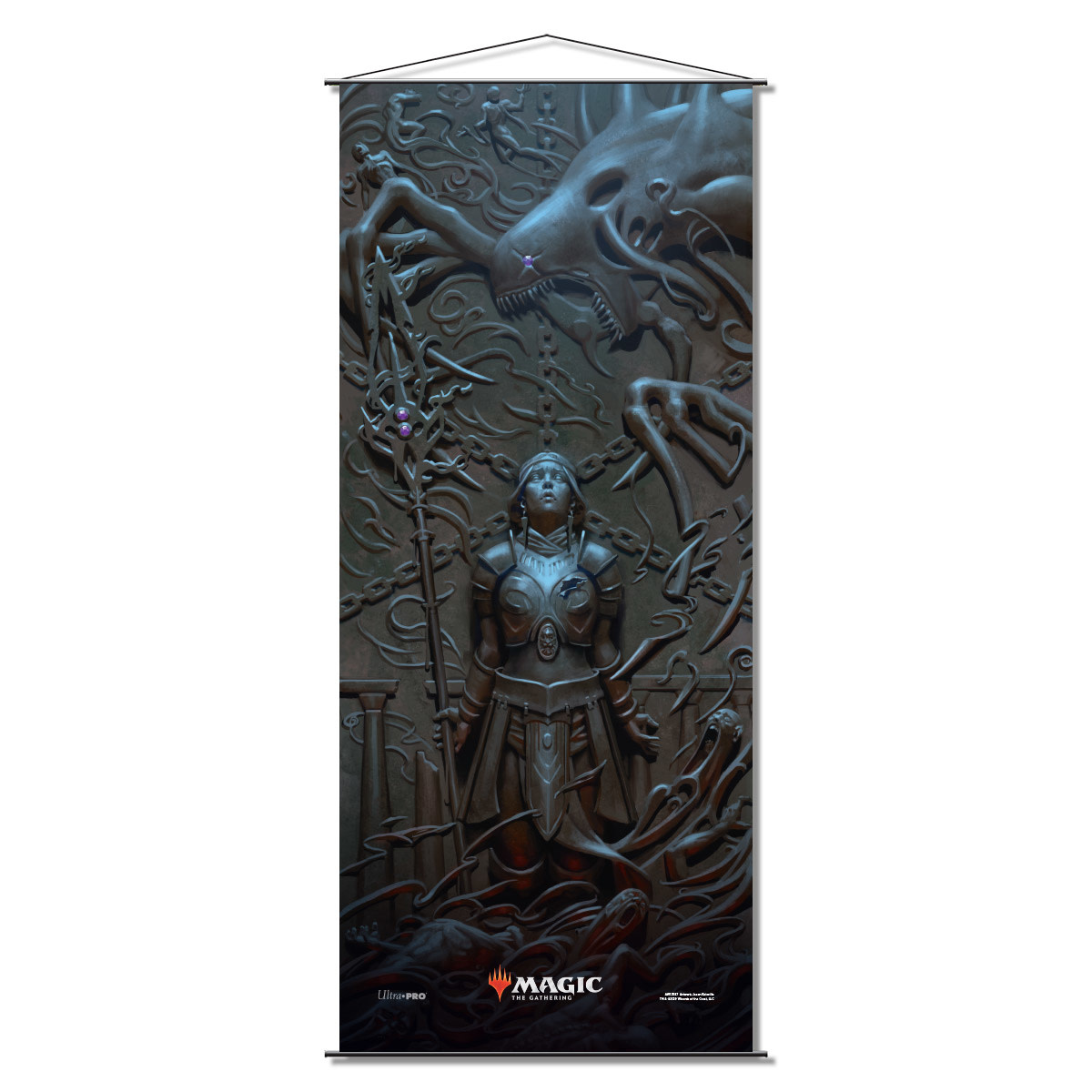 Elspeth's Nightmare - MTG Theros Beyond Death UP Wall Scroll