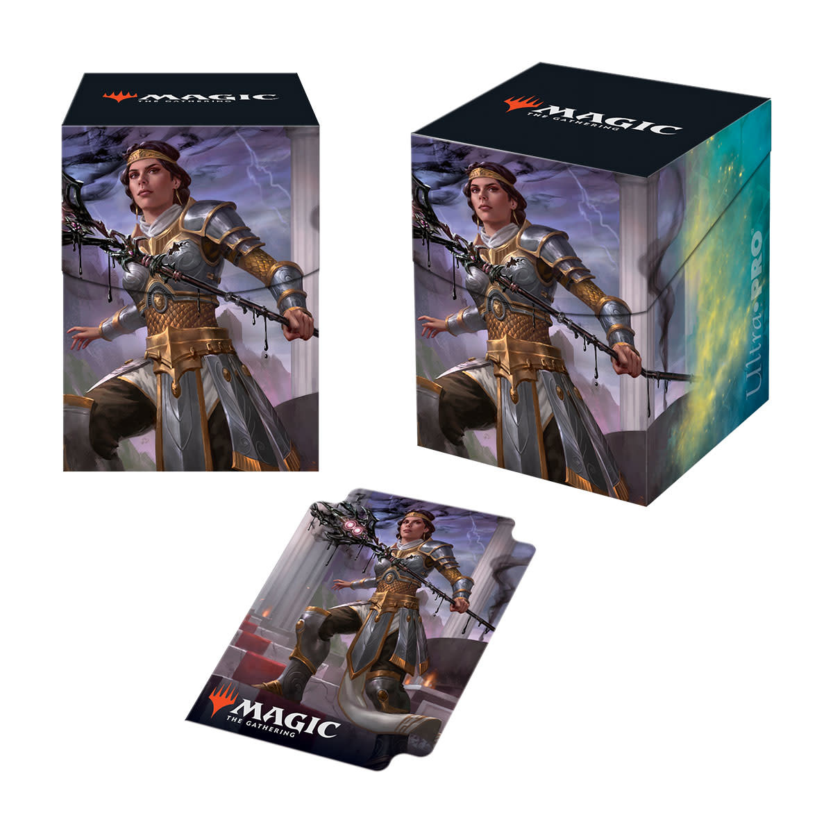 Elspeth - MTG Theros Beyond Death UP Deck Box 100ct