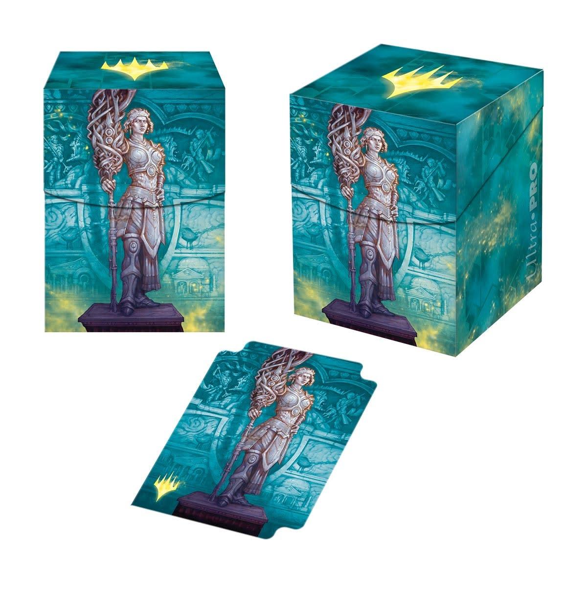 Elspeth Alt. Art - MTG Theros Beyond Death UP Deck Box 100ct