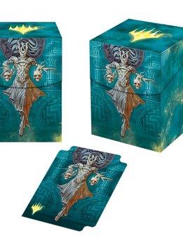 Ashiok Alt. Art - MTG Theros Beyond Death UP Deck Box 100ct