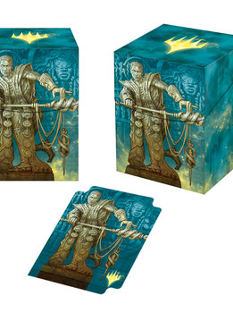 Calix Alt. Art - MTG Theros Beyond Death UP Deck Box 100ct