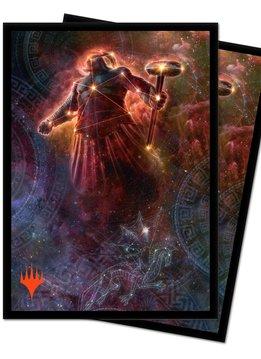 Purphoros Alt. Art - MTG Theros Beyond Death UP D-Pro Sleeves 100ct