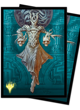 Ashiok Alt. Art - MTG Theros Beyond Death UP D-Pro Sleeves 100ct