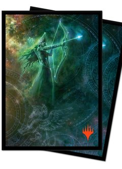 Nylea Alt. Art - MTG Theros Beyond Death UP D-Pro Sleeves 100ct