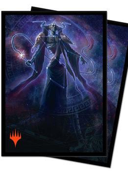 Erebos Alt. Art - MTG Theros Beyond Death UP D-Pro Sleeves 100ct